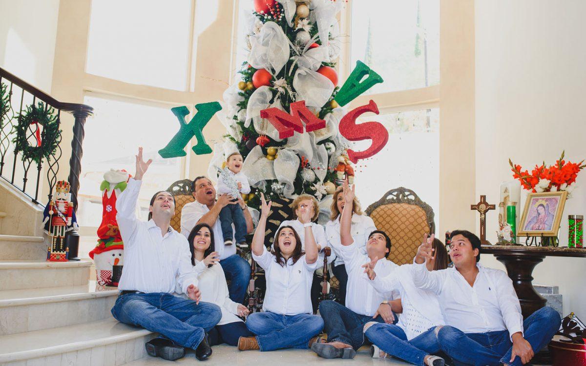 Montemayor Family