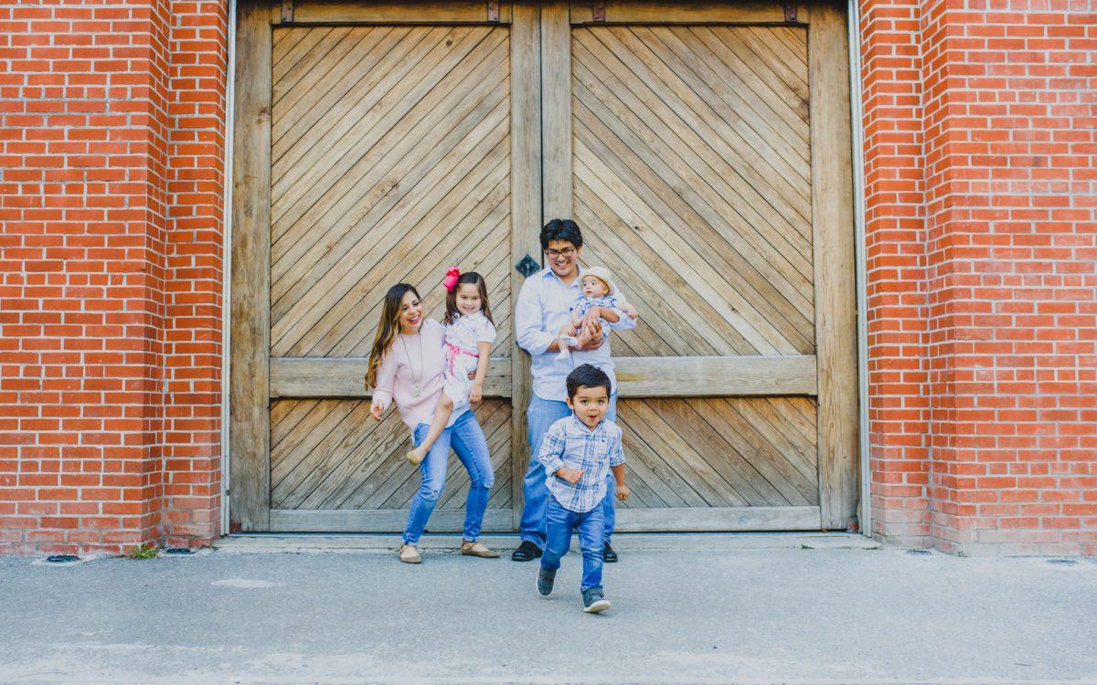 Soto Prado Family